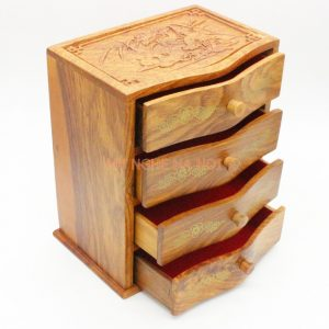 hộp gỗ đựng đồ trang sức